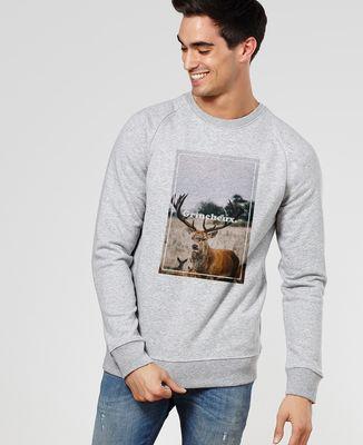 Sweatshirt homme Grincheux