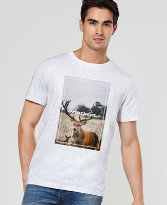 T-Shirt homme Grincheux