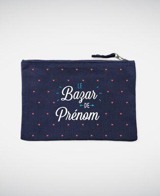 Pochette Le bazar personnalisée