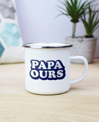 Mug Papa ours