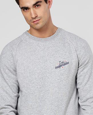 Sweatshirt homme Les inséparables