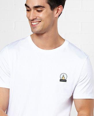 T-Shirt homme Coucou (écusson)