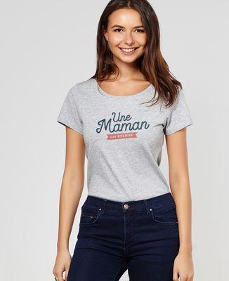 T-Shirt femme Maman qui déchire