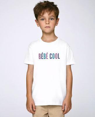 T-Shirt enfant Papa - Maman - Bébé cool