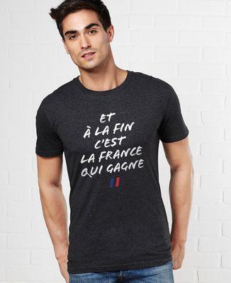 T-Shirt homme La France qui gagne