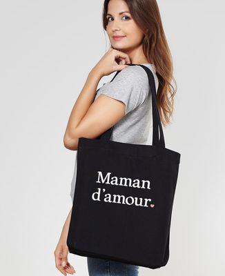 Tote bag Maman d'amour II
