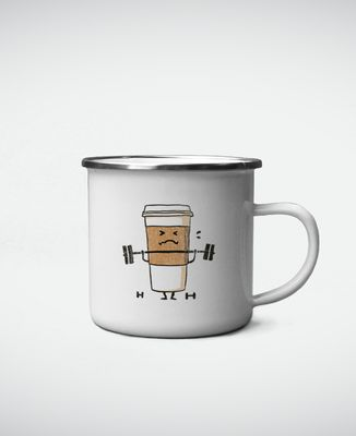 Mug Strong coffee