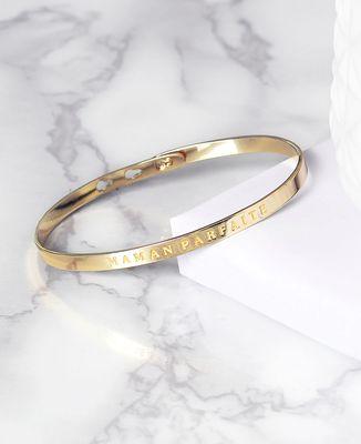 Bracelet Jonc Maman parfaite