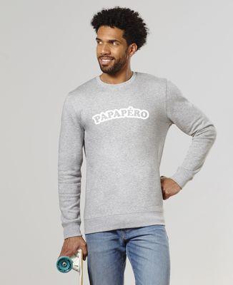 Sweatshirt homme Papapéro