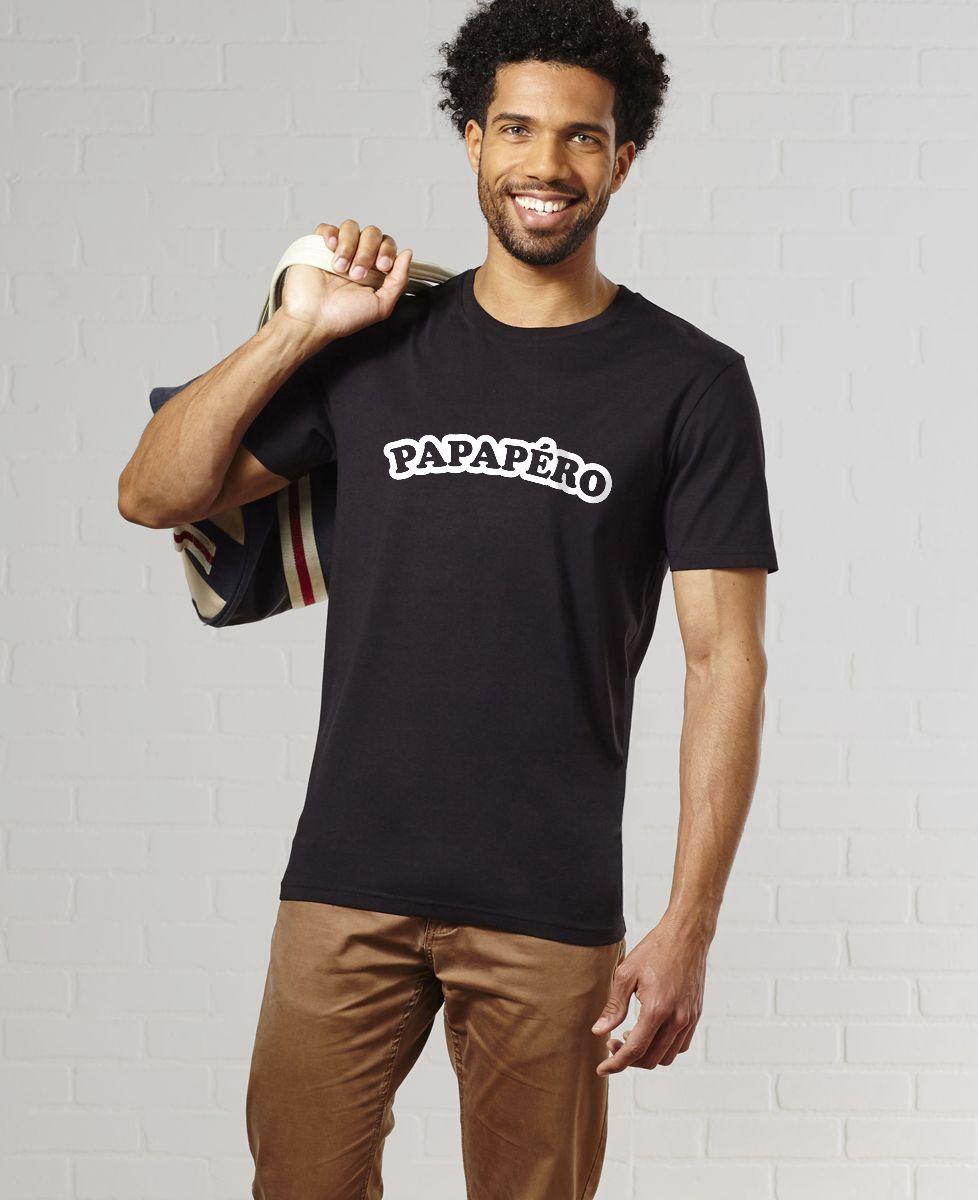 T-Shirt homme Papapéro