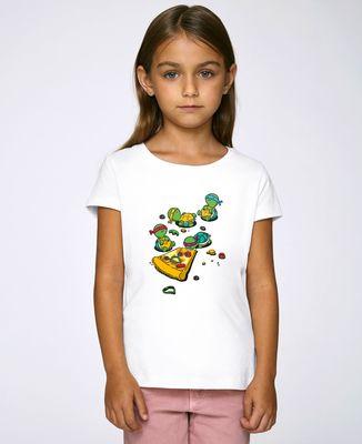 T-Shirt enfant Pizza lover