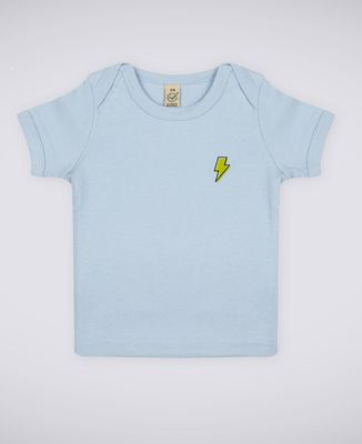 T-Shirt bébé Eclair (Brodé)