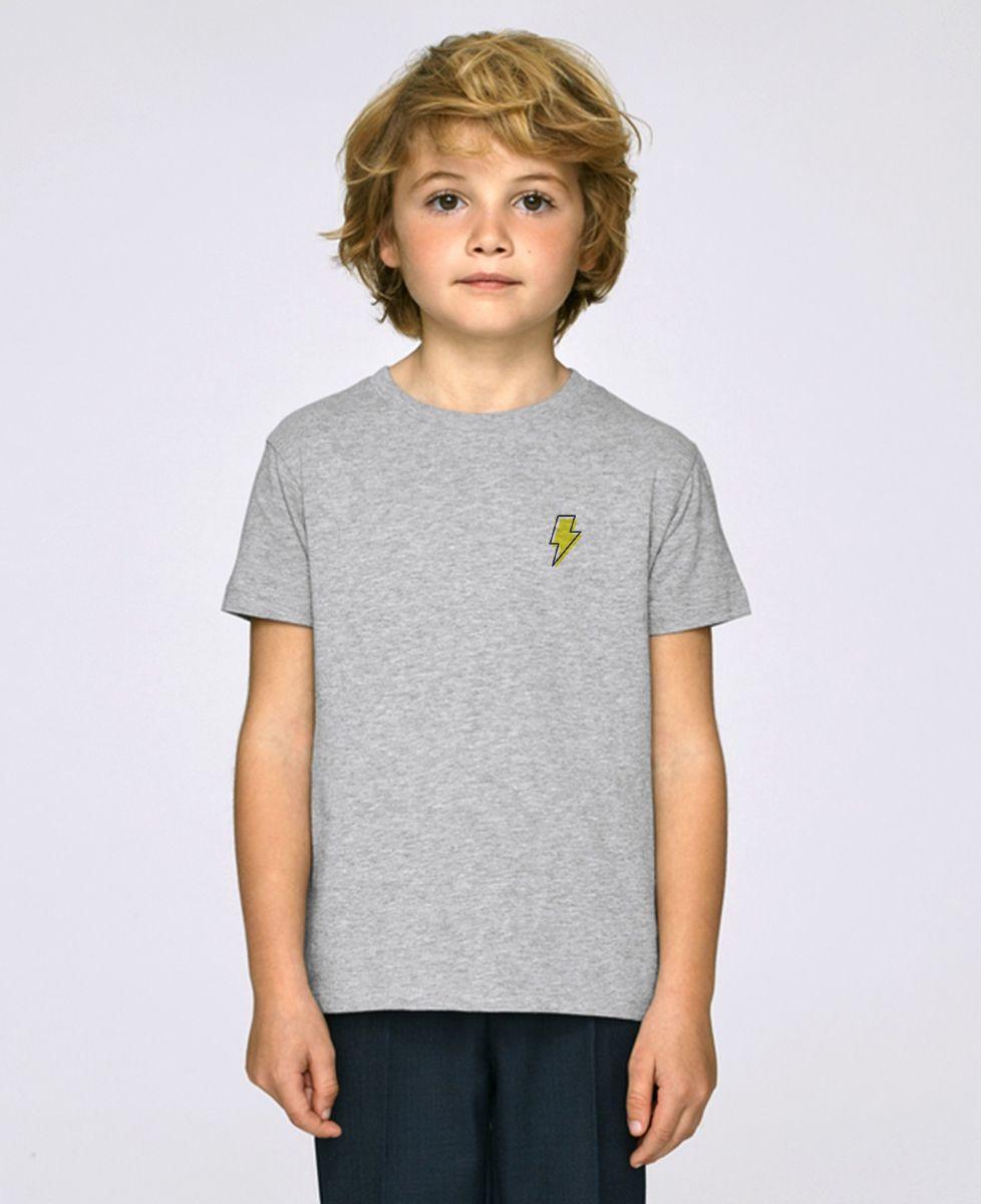 T-Shirt enfant Eclair (Brodé)