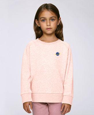Sweatshirt enfant Planète (brodé)