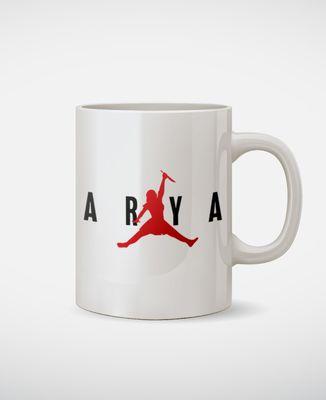 Mug Arya jump