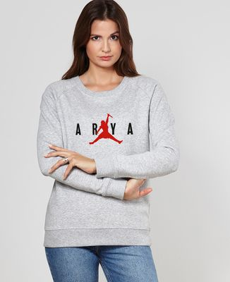 Sweatshirt femme Arya jump