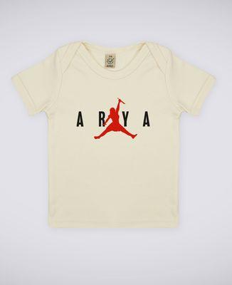 T-Shirt bébé Arya jump