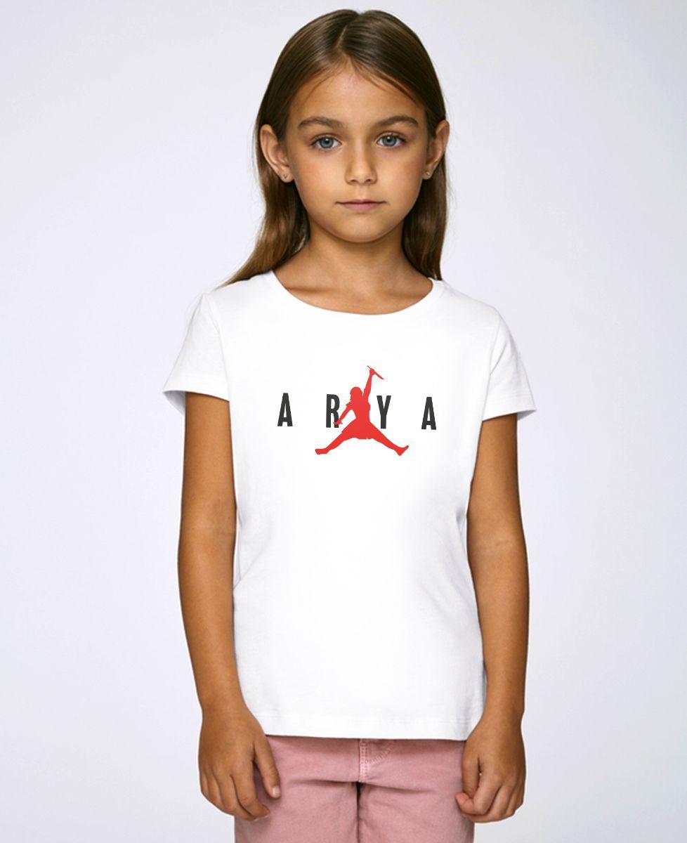 T-Shirt enfant Arya jump
