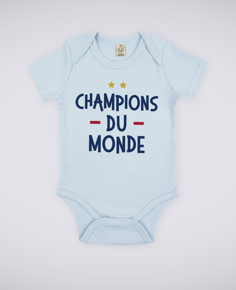 Body Champions du monde