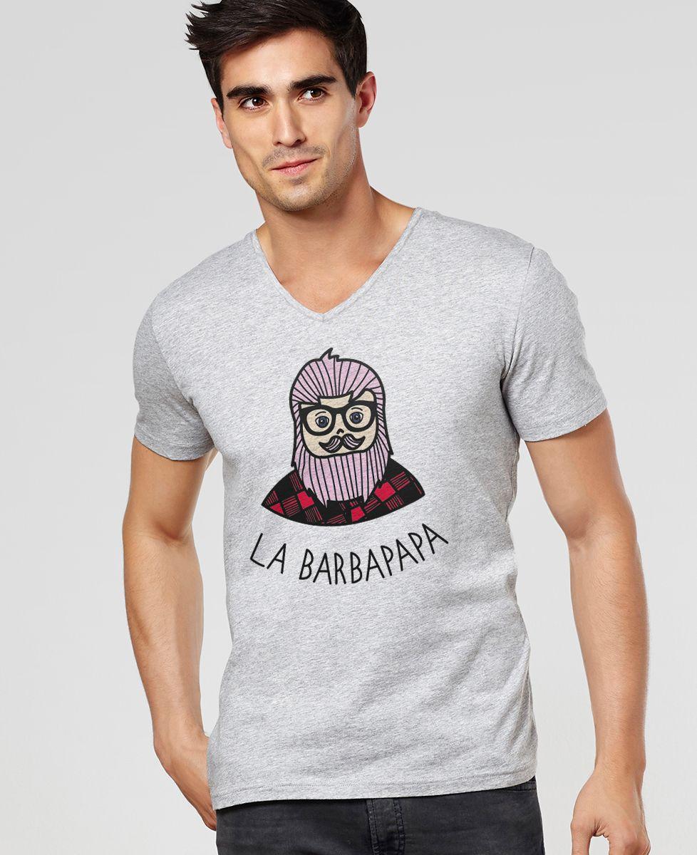 T-Shirt homme Barbapapa