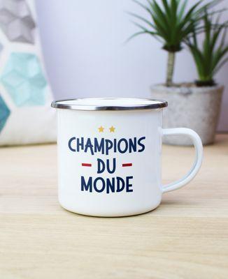Mug Champions du monde