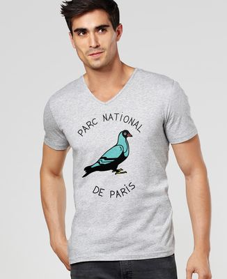T-Shirt homme Parc national