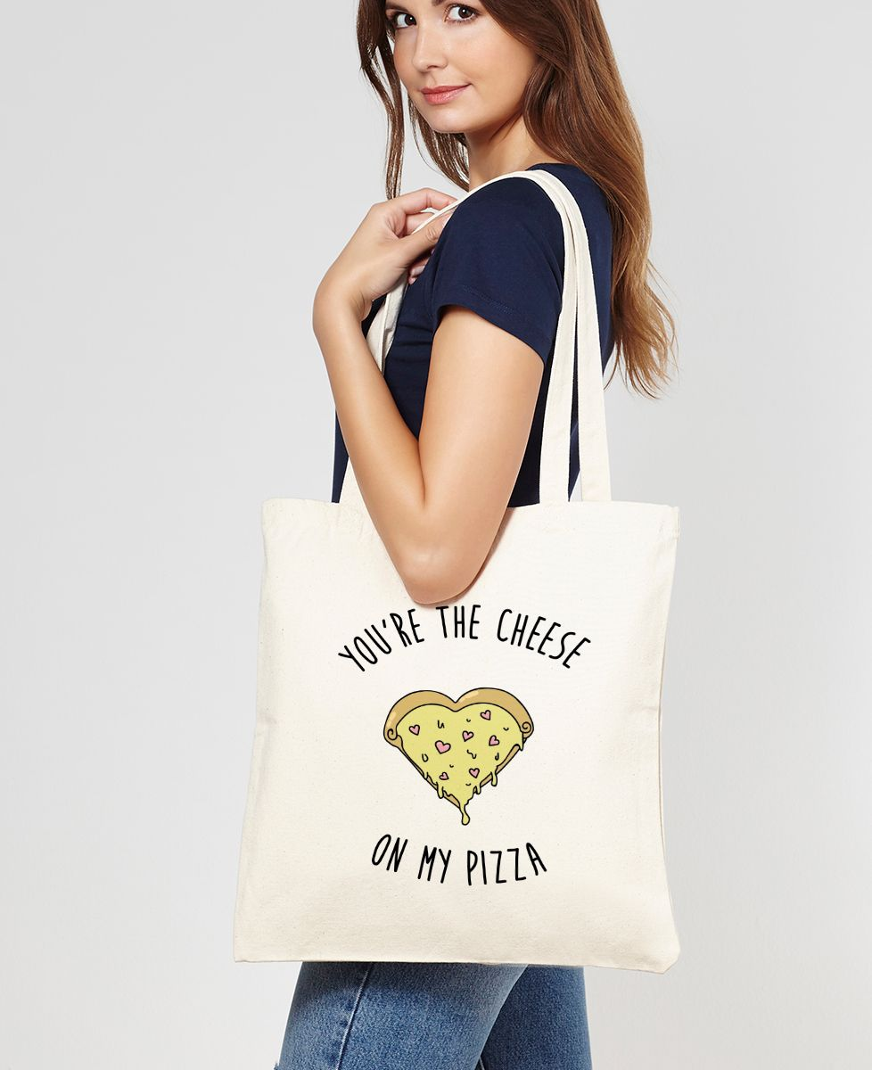 Tote bag You're the cheese