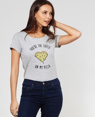 T-Shirt femme You're the cheese