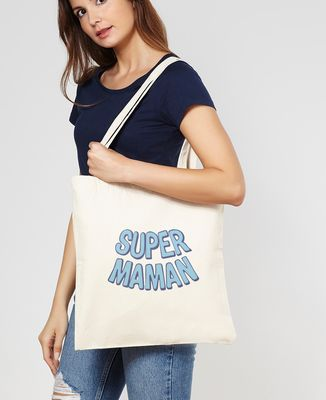 Tote bag Super maman