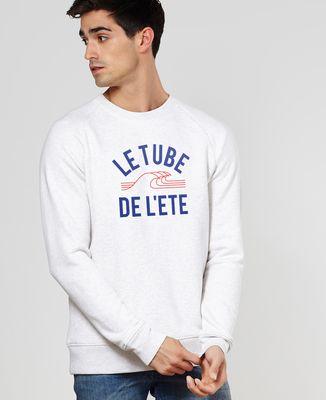 Sweatshirt homme Le tube de l'été