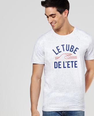T-Shirt homme Le tube de l'été