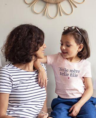 T-Shirt enfant Telle mère telle fille II