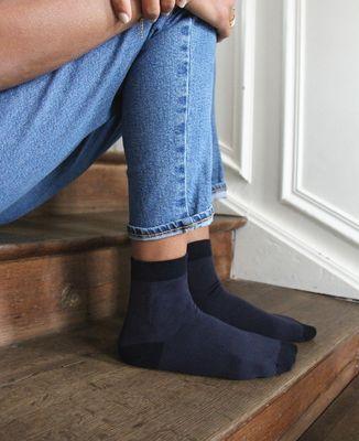 Chaussettes femme Unies femme