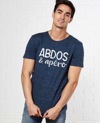 T-Shirt homme Abdos & apéro