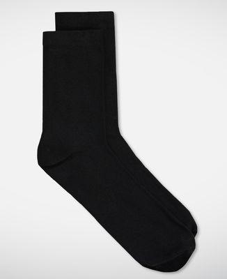 Chaussettes homme Vierge noire