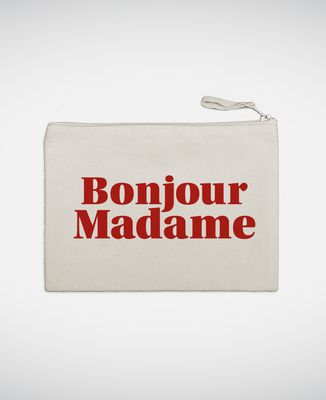Pochette Bonjour Madame