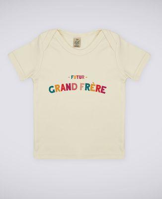 T-Shirt bébé Futur grand frère