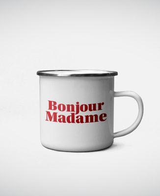Mug Bonjour Madame