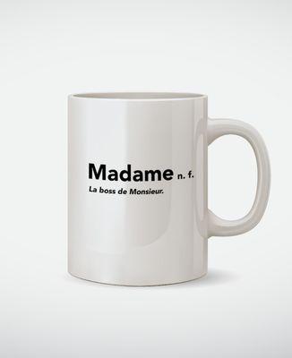 Mug Madame la boss