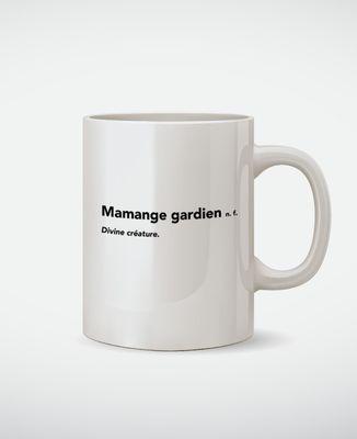 Mug Mamange gardien