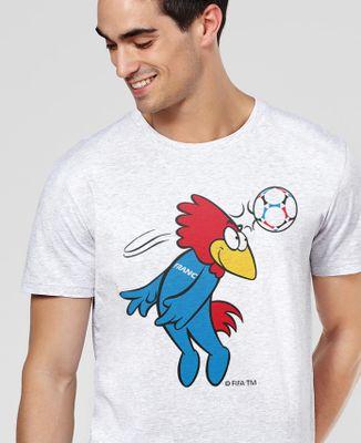 T-Shirt homme Footix Head