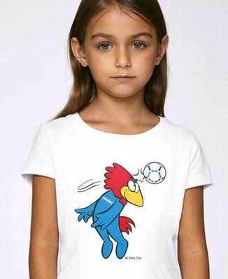 T-Shirt enfant Footix Head