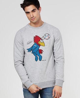 Sweatshirt homme Footix Head