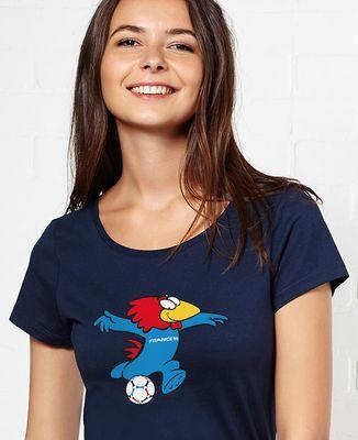 T-Shirt femme Footix Kick