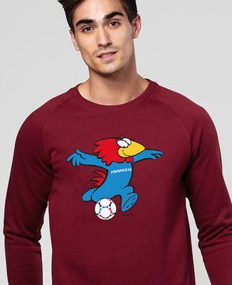 Sweatshirt homme Footix Kick