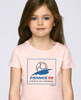 T-Shirt enfant France 98