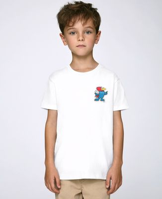 T-Shirt enfant Footix (écusson)