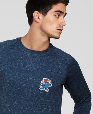 Sweatshirt homme Footix (écusson)