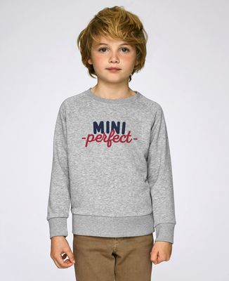 Sweatshirt enfant Mini Perfect