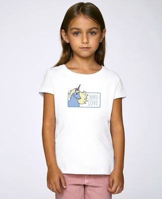 T-Shirt enfant 3615 love